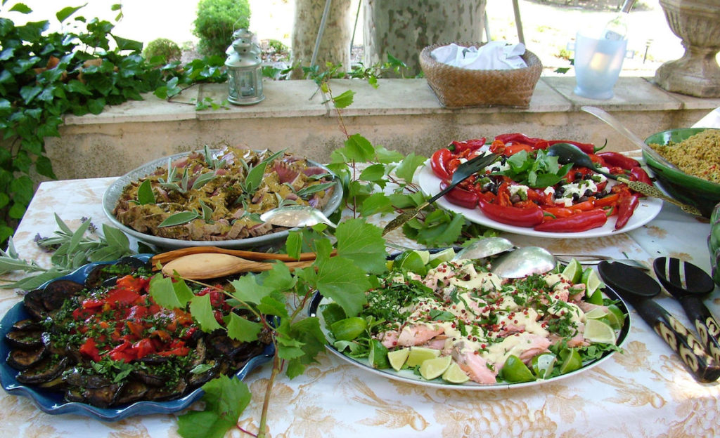 Provencal Dishes