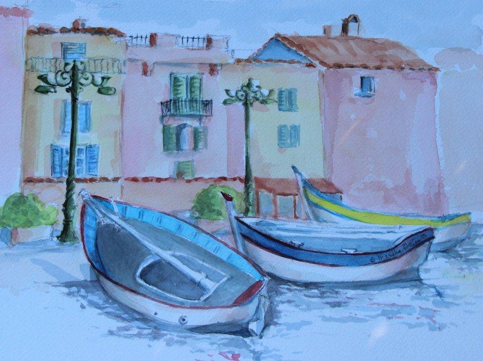 paint-provence-marsha-paints-st-tropez