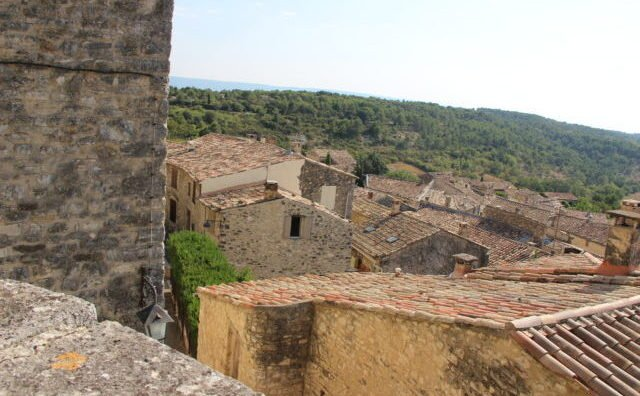 Paint Provence with Tess in Roussillon