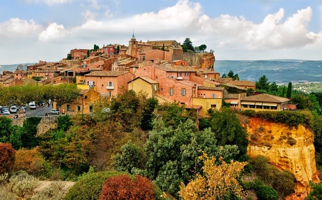roussillon in provence