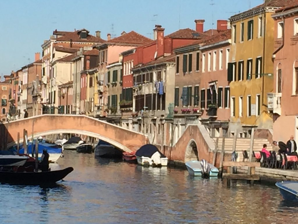 Painting in Venice