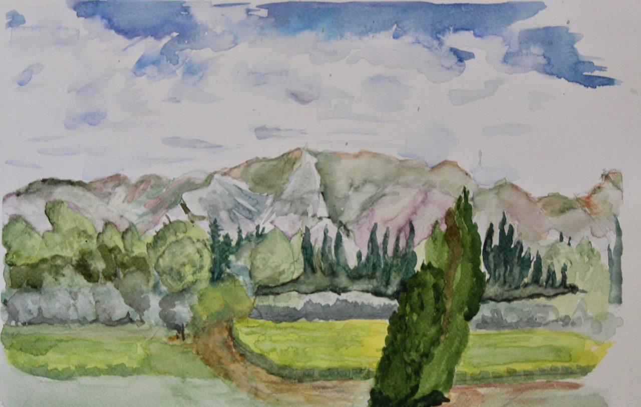 Les Alpilles de Provence