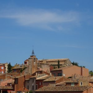 Roussillon Roof tops