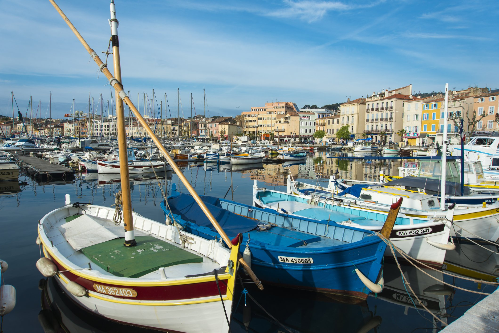 Port of La Ciotat