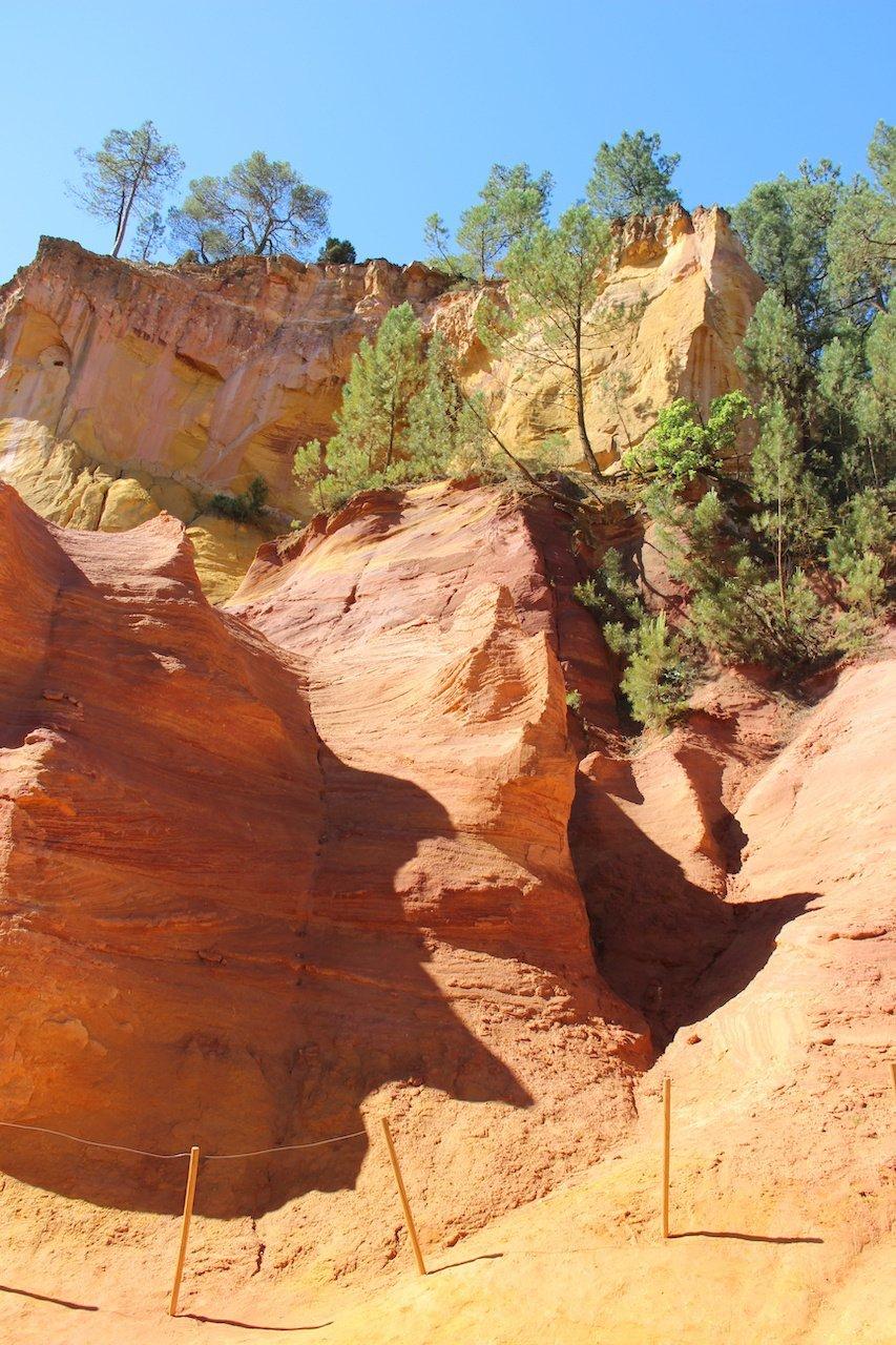 Roussillon et les Baux 12