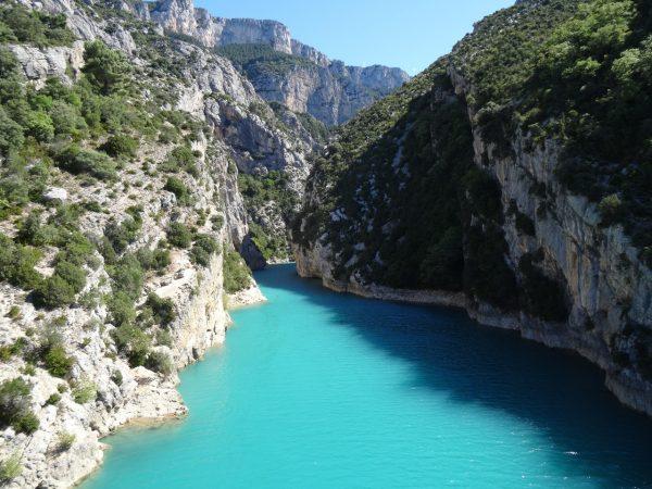 The Gorges du Verdon
