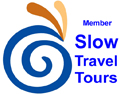 Slow Travel Tours Logo