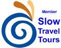 Slow Travel Tours Logo