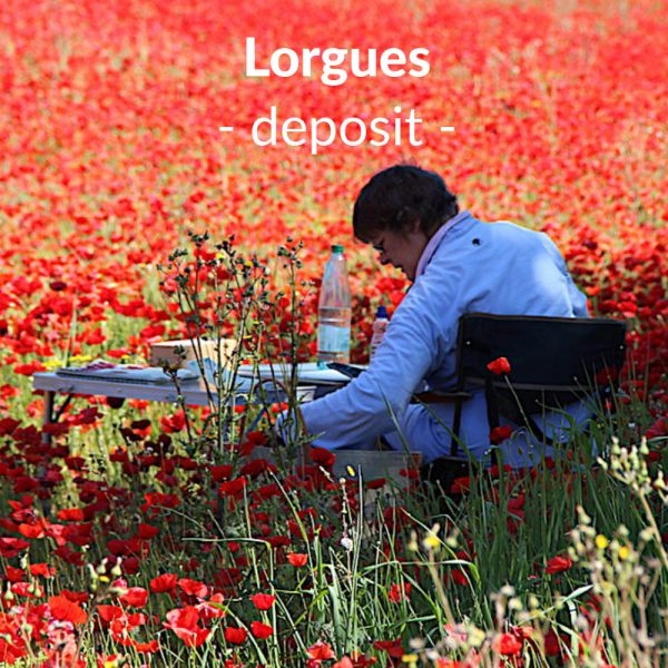Lorgues - Poppies